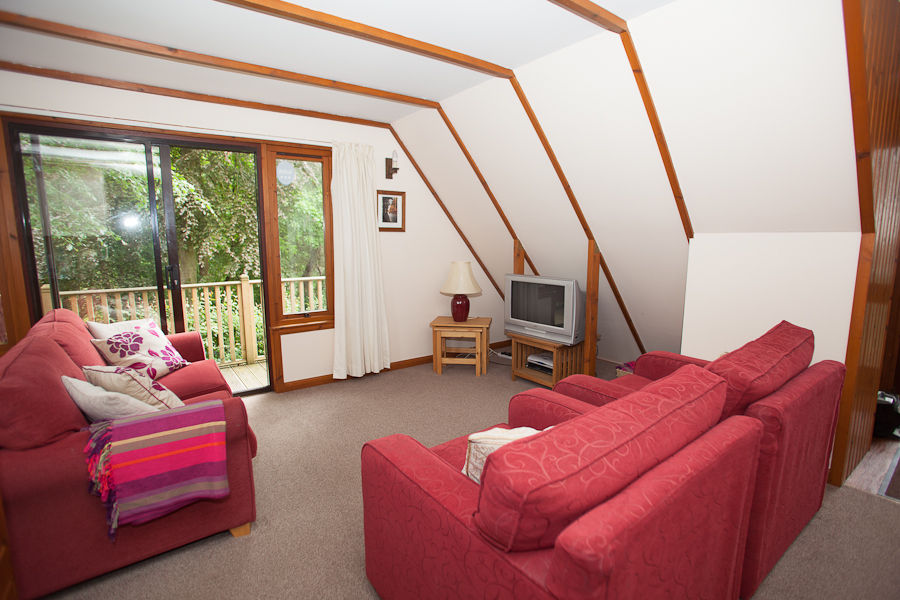 Ericht Lodge - Sleeps 5 + Cot